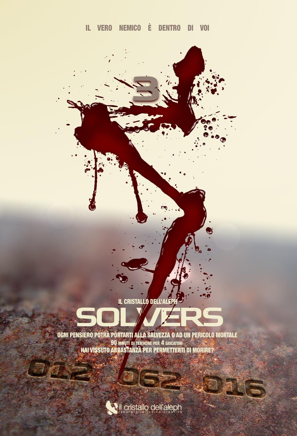 SOLVERS - LARP