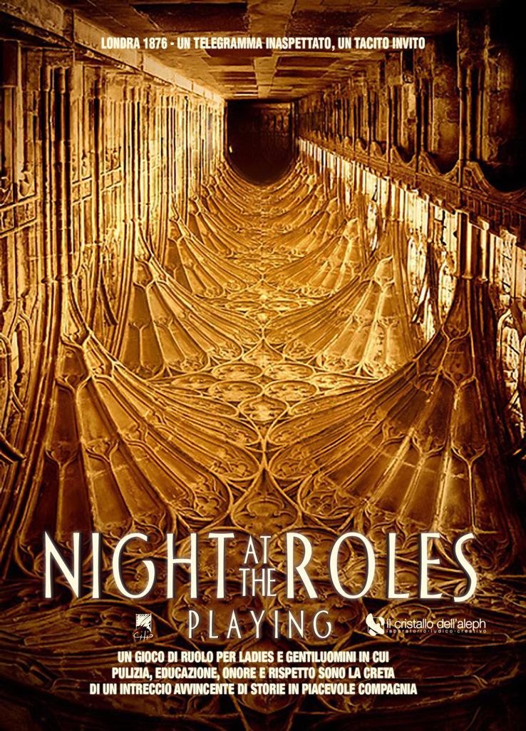 gioco di ruolo - Night at the Roles Playing